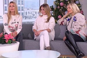 Małgorzata Rozenek, Hanna Lis, Agnieszka Woźniak-Starak