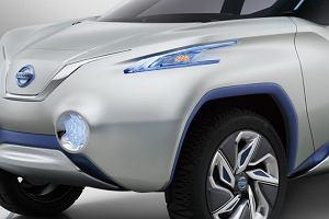 Nissan pracuje nad elektrycznym SUV-em na bazie Leafa