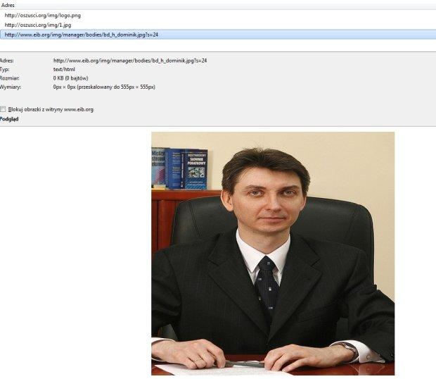 Krzysztof Habiak oszusci.org
