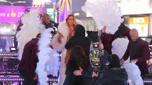 Mariah Carey miała uświetnić swoim występem Sylwestra w Nowym Jorku. Show okazało się gigantyczną katastrofą.