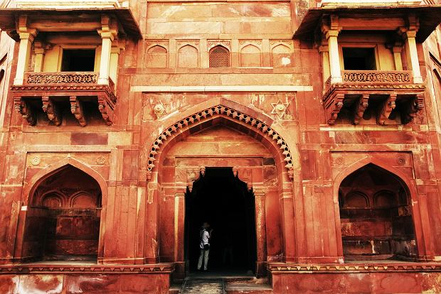 Indie - Fatehpur Sikri