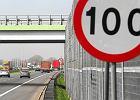 Nowe ograniczenia prędkości na wylotówkach z Warszawy