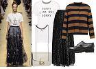Stylizacje z przekazem - jak nosić bluzy i T-shirty z napisami?