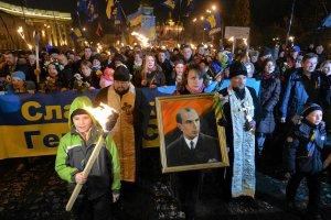 Sk�d Bandera na Majdanie? Portnikow: To symbol antyrosyjski, nie antypolski