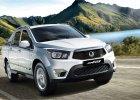 Actyon Sports to połączenie wygody SUV'a z użytecznością pickupa.