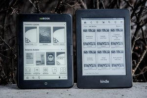 Test czytników. Kindle vs inkBook