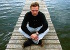 Grzegorz Ciechowski kocha� Toru� i pisa� o nim wiersze