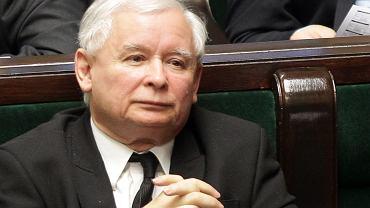Jarosław Kaczyński, twarz PiS. Wie, że udało mu się zdobyć wszystko w rządzie