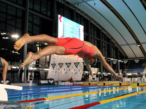 MP w pływaniu. Złote medale dla Wielkopolan w ostatnim dniu mistrzostw