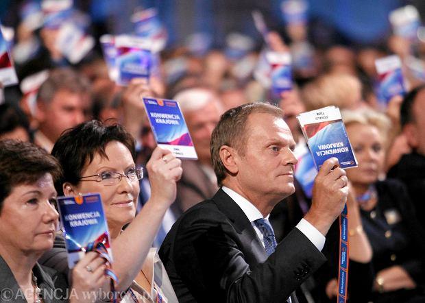Konwencja PO w Chorzowie, 29 czerwca 2013 r.