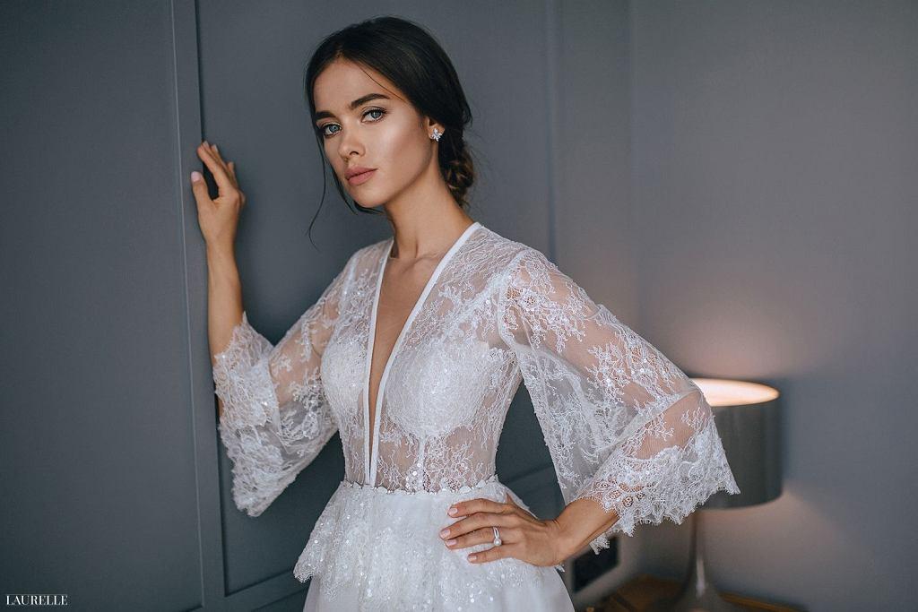 4dcb8cbae8 Nowa kolekcja Laurelle na sezon 2017 2018 - suknia Grace