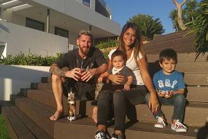 Leo Messi ma kolejny powód do radości. Wyjątkowym zdjęciem ogłosił, że po raz trzeci zostanie ojcem