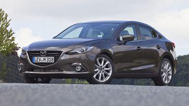 Nowa Mazda3 sedan