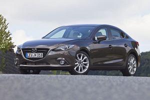 Nowa Mazda 3 sedan w cenie hatchbacka