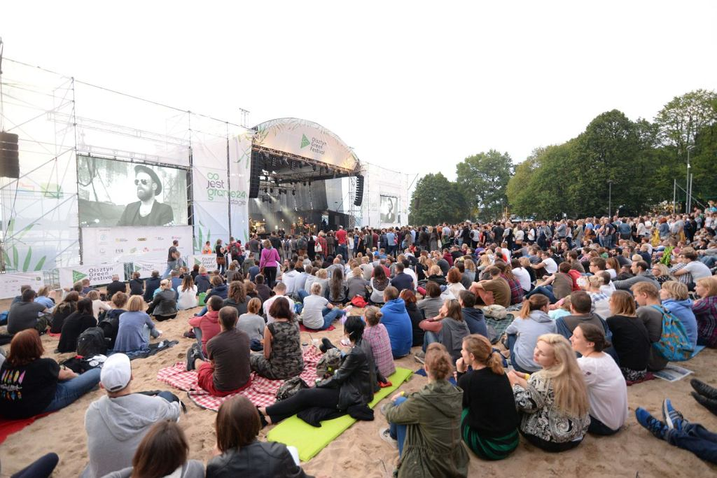 Smolik Kev Fox Olsztyn Green Festival / Arek Stankiewicz/ Agencja Gazeta