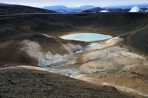 Wulkany: naturalny i ekologiczny sposób na pozbycie się śmieci?