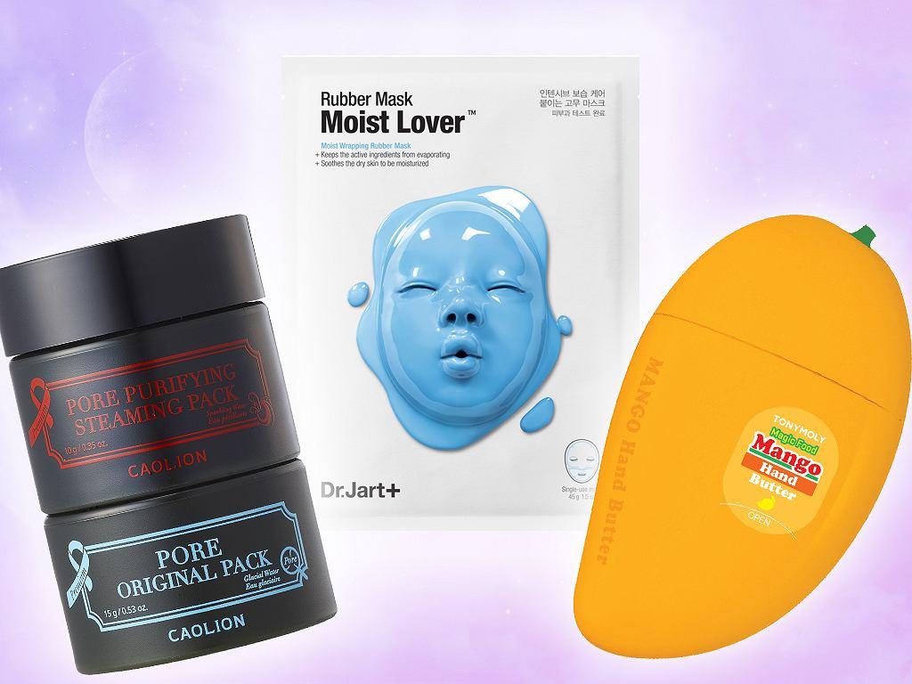 Koreańskie kosmetyki dostępne w polskich drogeriach