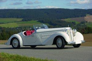 Audi Front 225 Roadster | Oryginalna replika
