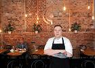 Lody z palonego masła, kiszonki i grill. Marcin Czubak o swojej nowej autorskiej kuchni w Szczyrku