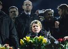 Tymoszenko: Jako prezydent nie oddam ani centymetra ukrai�skiej ziemi