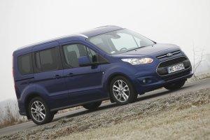 Ford Tourneo Connect 1.6 TDCi Titanium | Test d�ugodystansowy cz. I | Dzie� dobry