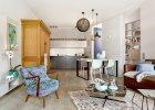 Wysmakowane mieszkanie architektki, kt�ra ceni minimalizm