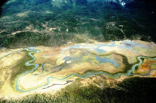 Rzeka Nahanni (fot. Maciej Tarasin/greenhell.org)