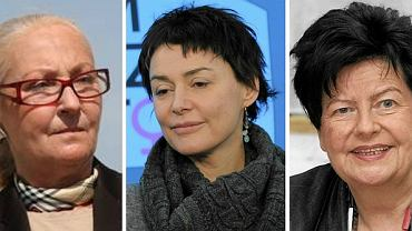 Hanna Foltyn-Kubicka , Kazimiera Szczuka i Joanna Senyszyn