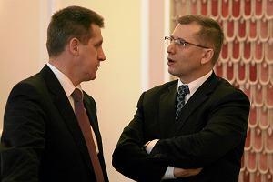 Krzysztof Kwiatkowski, prezes NIK, zrzek� si� immunitetu. Chwil� po skierowaniu wniosku prokuratury do Sejmu