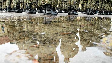 Przysięga wojskowa