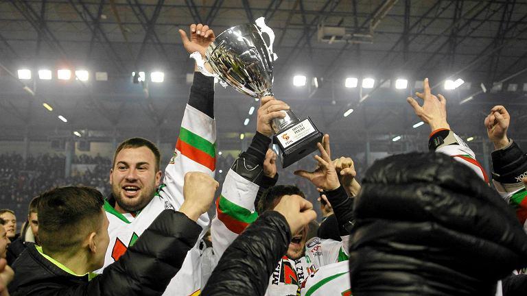 Po zwycięstwie 9:1 w piątym meczu z Nestą Toruń dało Zagłębiu Sosnowiec upragniony awans do ekstraligi