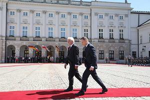 Prezydent Niemiec Frank-Walter Steinmeier: Polska to rdzeń Europy