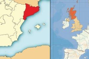 """""""Niepodległa Szkocja? Nie musiałaby dzielić się wpływami z ropy i gazu"""","""", """"Naddniestrze? Wiadomo, to Rosja rozdaje tu karty"""" [SEPARATYZMY W EUROPIE]"""