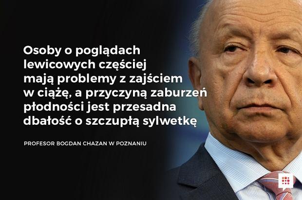Prof. Chazan o płodności -  - Gazeta.pl