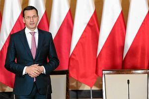 Wicepremier oraz minister rozwoju i finansów Mateusz Morawiecki