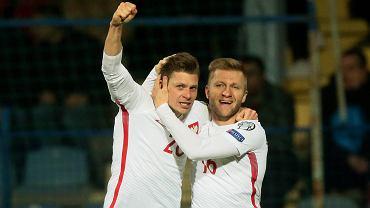 Łukasz Piszczek i Jakub Błaszczykowski