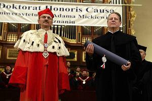 Doktorat honoris causa - waluta wymienna