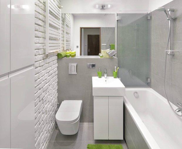 12 Spektakularnych Metamorfoz Waszych łazienek ładny Dom