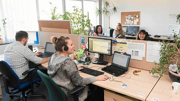 Wrocławskie biuro Atos GDC Polska