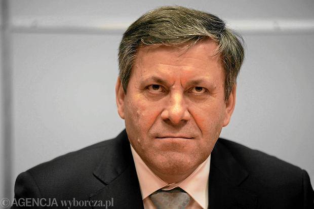 Wicepremier Janusz Piechoci�ski