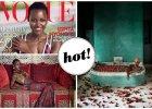 Lupita N'yongo nareszcie (!) na okładce amerykańskiego VOGUE! Niebanalna sesja robi wrażenie - zobaczcie sami [ZDJĘCIA]