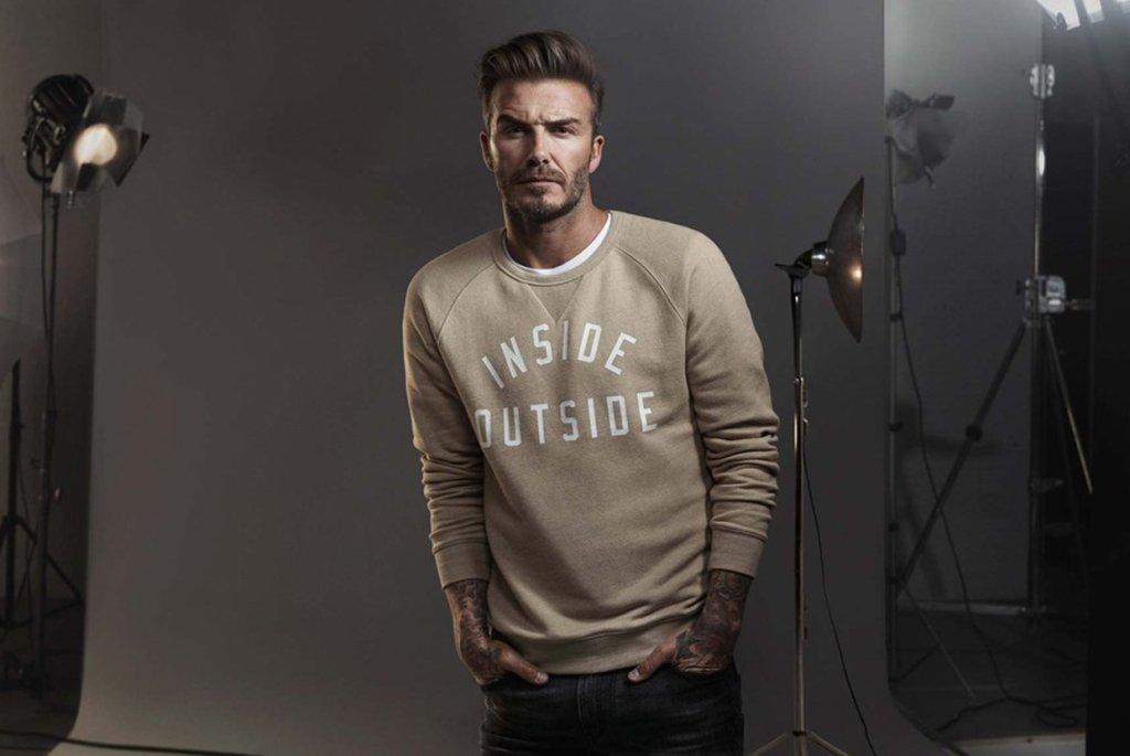 40 Letni David Beckham Wraca Do Hm Z Nową Męską Kolekcją Uwierzcie