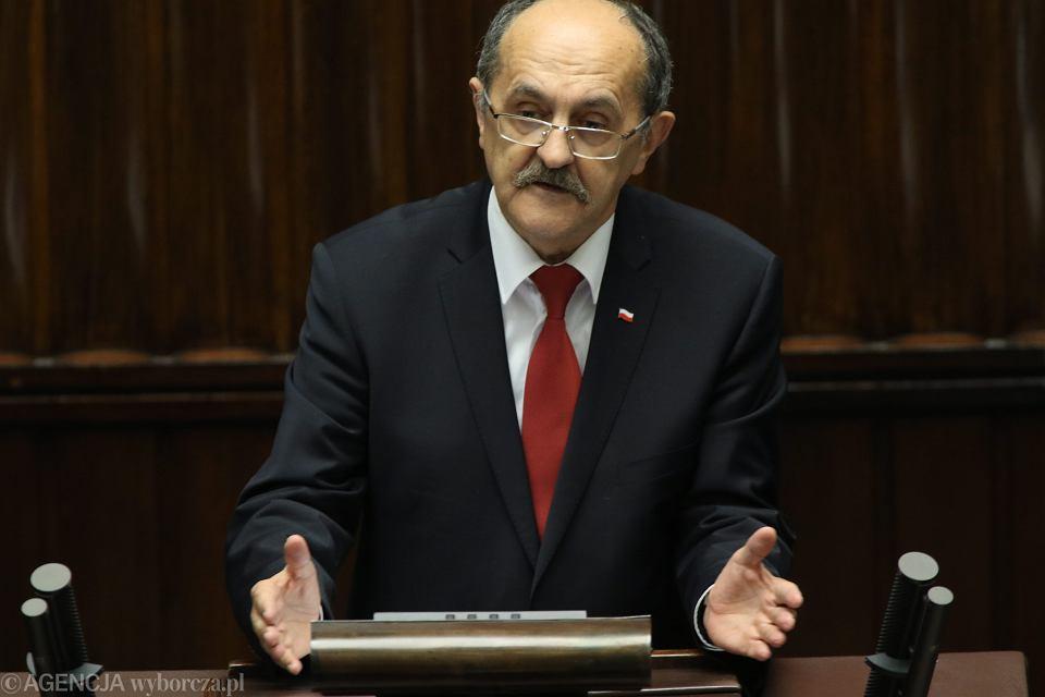Poseł z partii Prawo i Sprawiedliwość Andrzej Matusiewicz