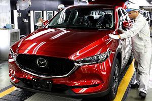 Nowa Mazda CX-5 | Rusza produkcja