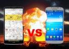 Wielka bitwa na flagowce. Galaxy S5 vs LG G3 vs Xperia Z2...