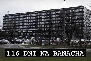 Kto kontroluje najwi�kszy szpital w kraju? Pytamy jedno ministerstwo, drugie... Ot�, szpital kontroluje si� sam [116 DNI NA BANACHA]