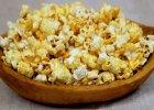 Popcorn kalorie - ile kcal ma popcorn?