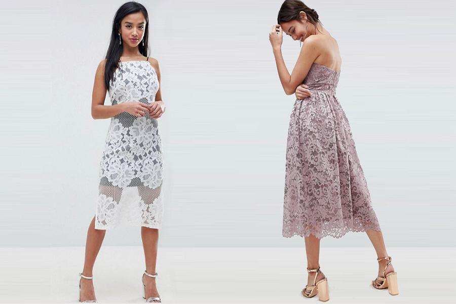 67920ea5de Piękne sukienki na lato  wybrałyśmy modele