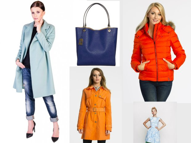 Trend: color-blocking