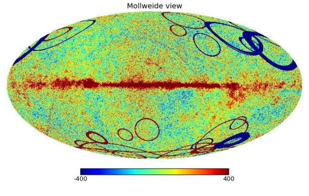 Polscy astrofizycy wykryli kręgi na niebie. Mogą być echem kataklizmów sprzed... Wielkiego Wybuchu